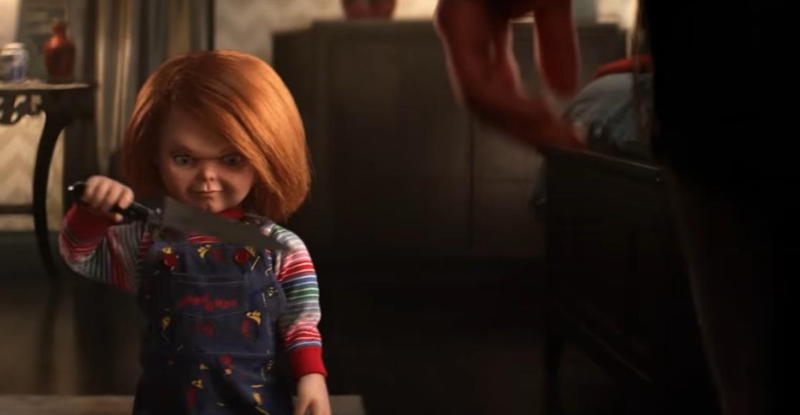 Checa el primer teaser tráiler de la nueva serie de 'Chucky'!