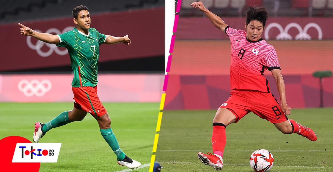 ¿Cómo, cuándo y dónde ver el partido de México vs Corea del Sur de cuartos de final de Tokio 2020?