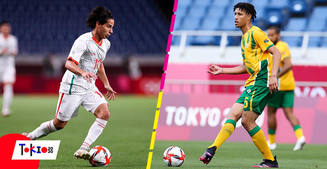 ¿Cómo, cuándo y dónde ver el partido México vs Sudáfrica en Juegos Olímpicos de Tokio 2020?