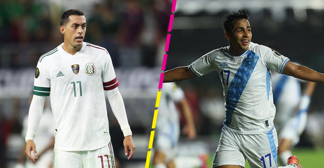 ¿Cómo, cuándo y dónde ver a la Selección Mexicana vs Guatemala en la Copa Oro?