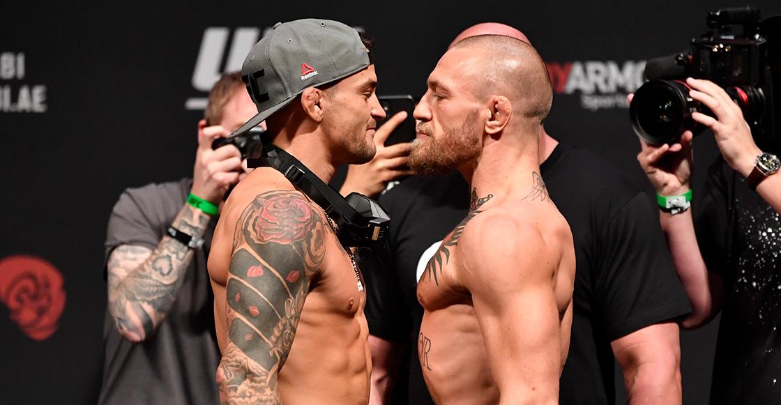 ¿Cómo, cuándo y dónde ver la tercera pelea entre Conor McGregor y Dustin Poirier en UFC 264?
