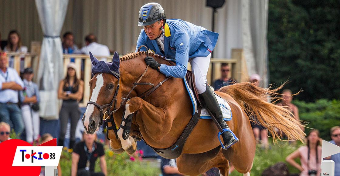 ¿Cómo viajan los caballos para las competencias ecustres a Tokio 2020?