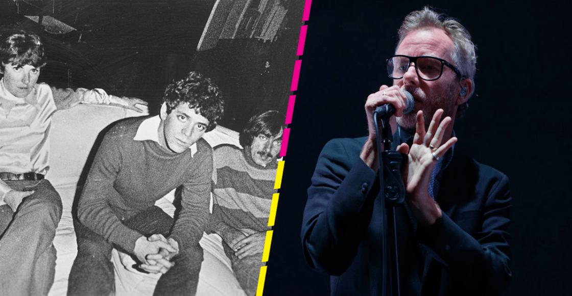 "Checa el cover que Matt Berninger hizo a ""I'm Waiting For The Man"" de The Velvet Underground"