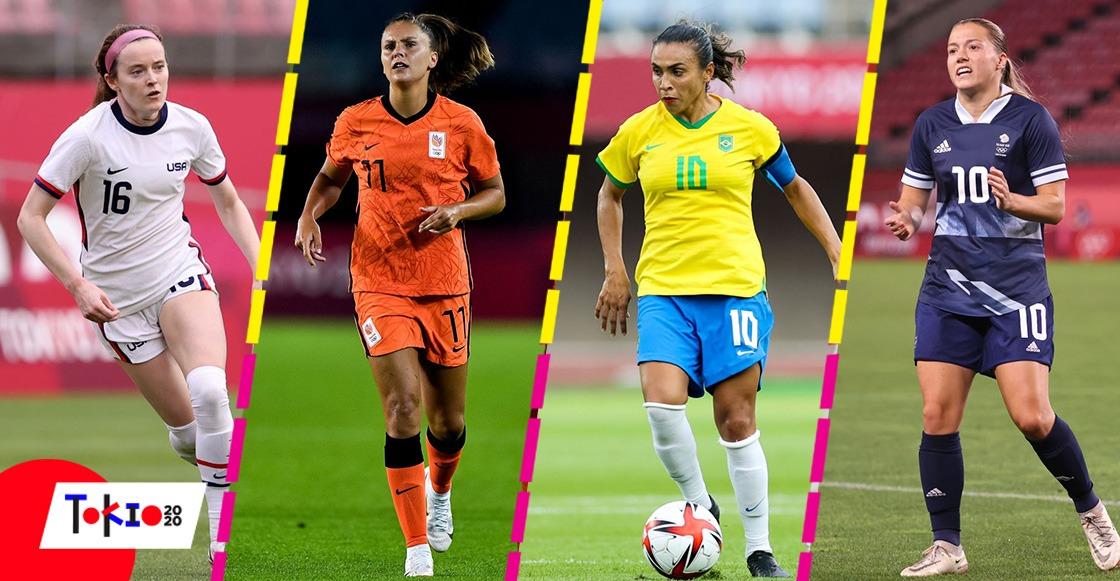 Fechas y horarios: Así se jugarán los cuartos de final del futbol femenil en Tokio 2020