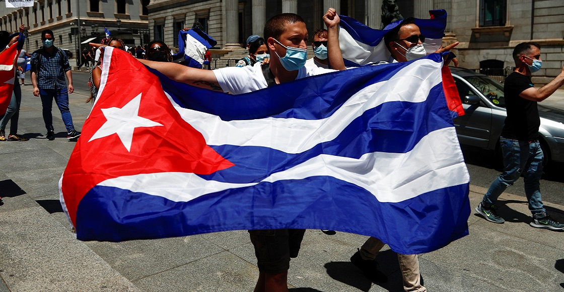 Cuban Deputy Minister of the Interior resigns