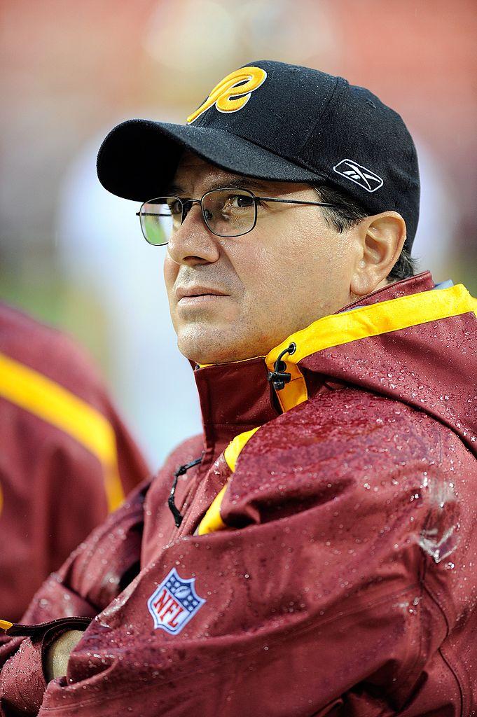 Daniel Snyder, propietario de Washington Football Team