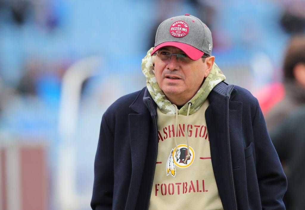 Daniel Snyder, CEO de Washington Football Team