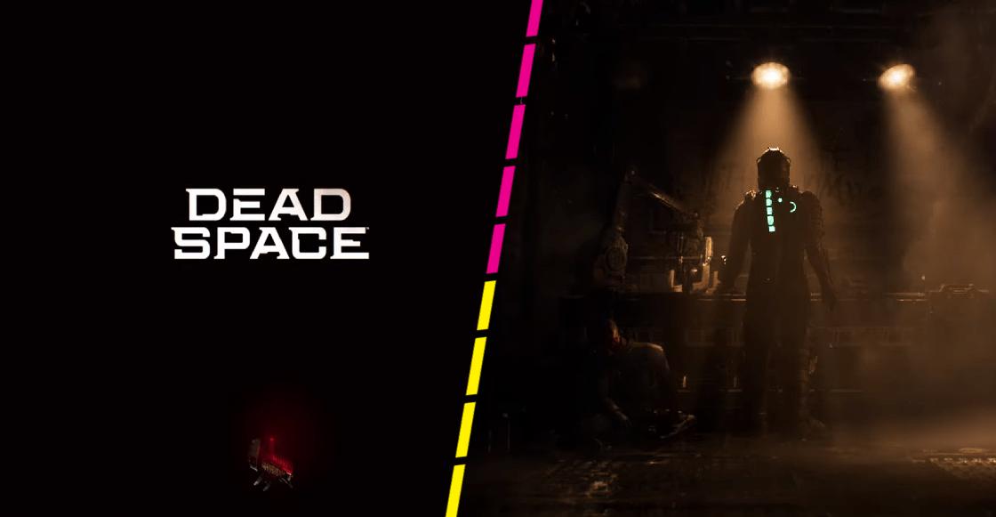 ¡El videojuego 'Dead Space' tendrá su remake y aquí está su misterioso teaser tráiler!