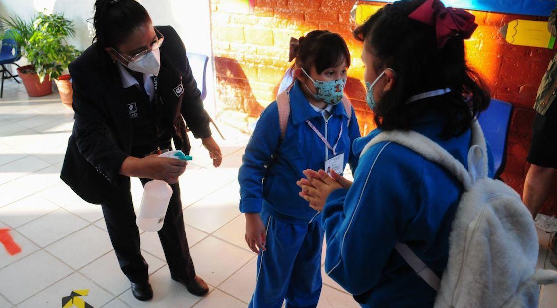 PRI propone realizar pruebas COVID a los alumnos ante regreso a clases