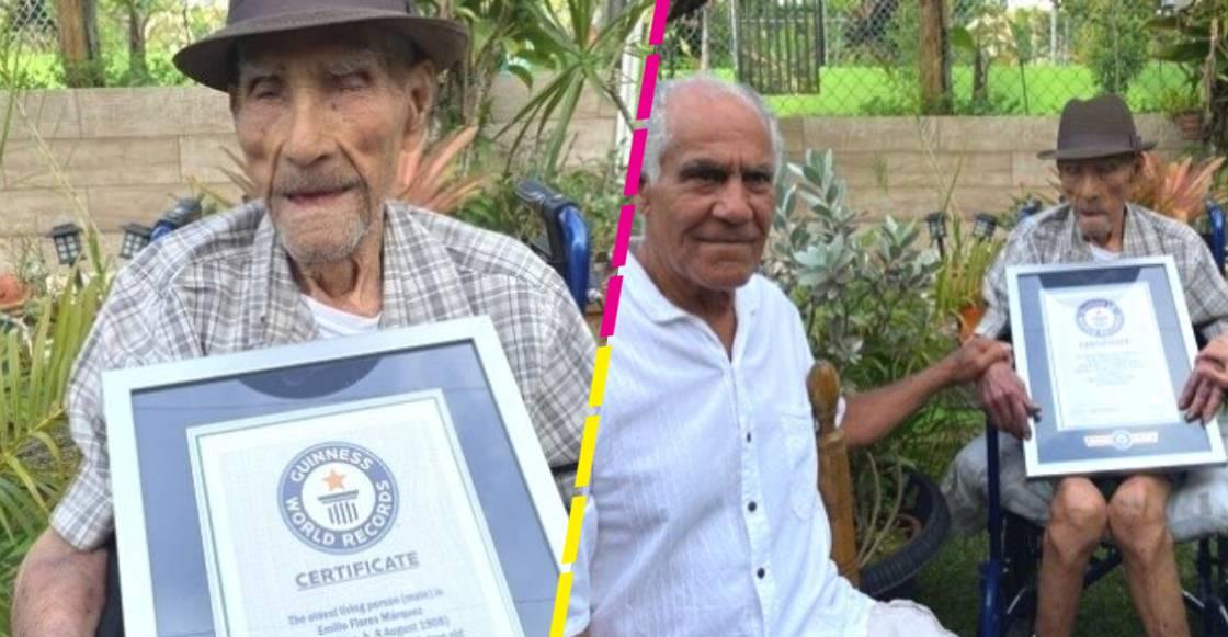 ¡Wow! Conoce a Don Millo, el hombre más longevo del mundo según los Récords Guinness