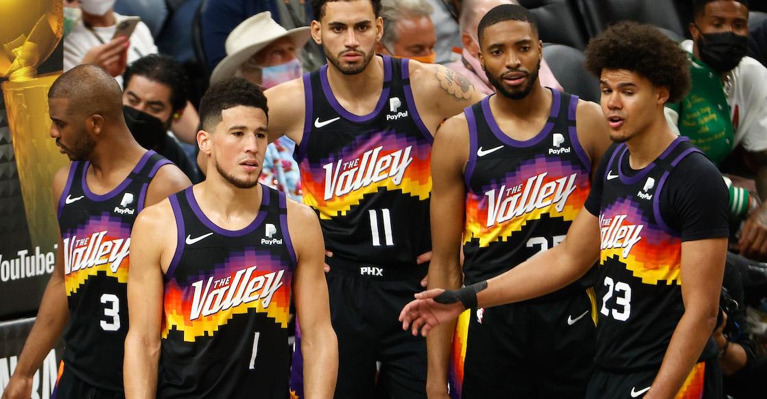 Los Suns y 10 más: ¿Cuáles son los equipos que no han sido campeones en la NBA)