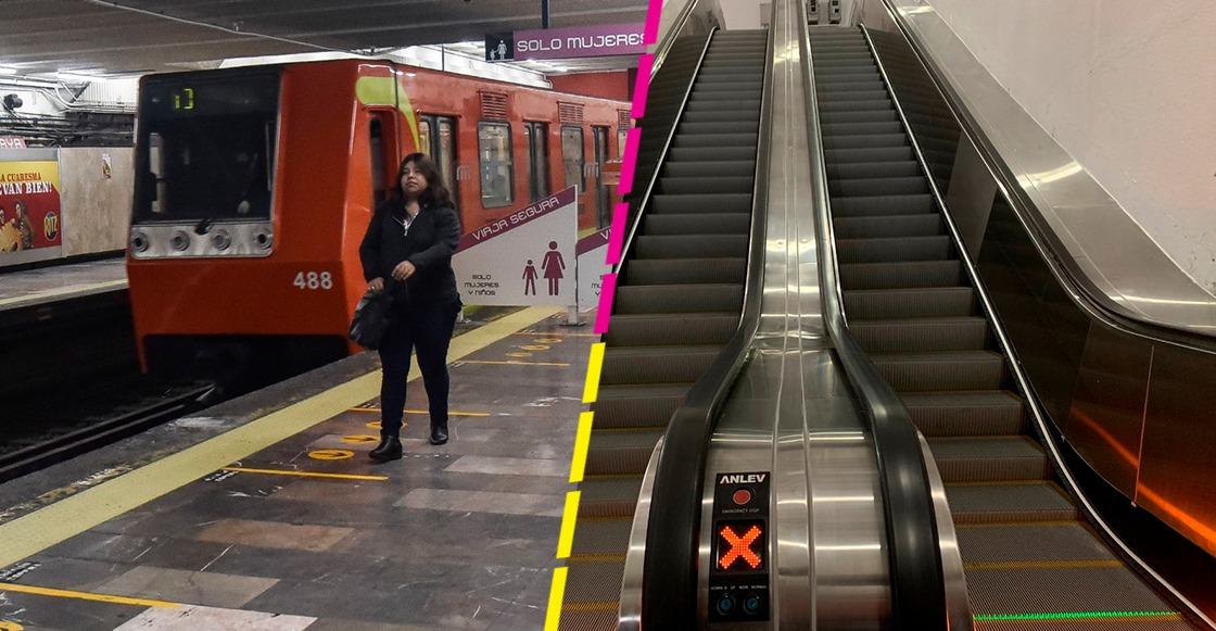 escaleras-electricas-tacubaya-metro