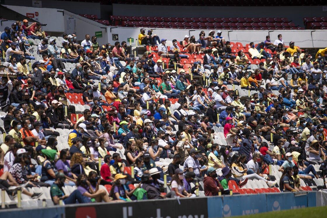 Pumas anuncia partidos a puerta cerrada ante la tercera ola de COVID-19