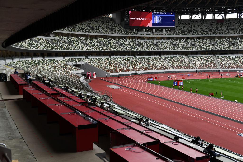 Estadio vacío para Tokio 2020