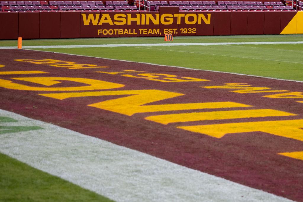 Estadio de Washington Football Team