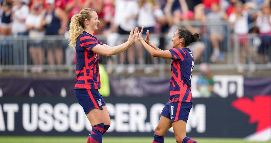Estados Unidos aplastó (otra vez) a la Selección Mexicana Femenil antes de viajar a Tokio 2020