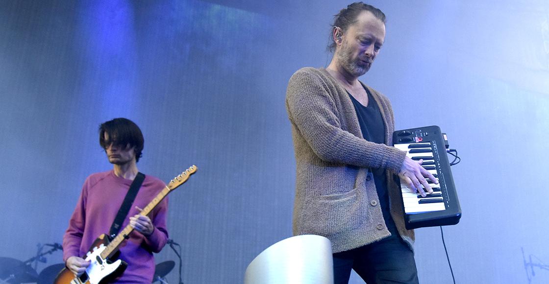 Esto es lo que sabemos sobre el nuevo proyecto de Thom Yorke y Jonny Greenwood