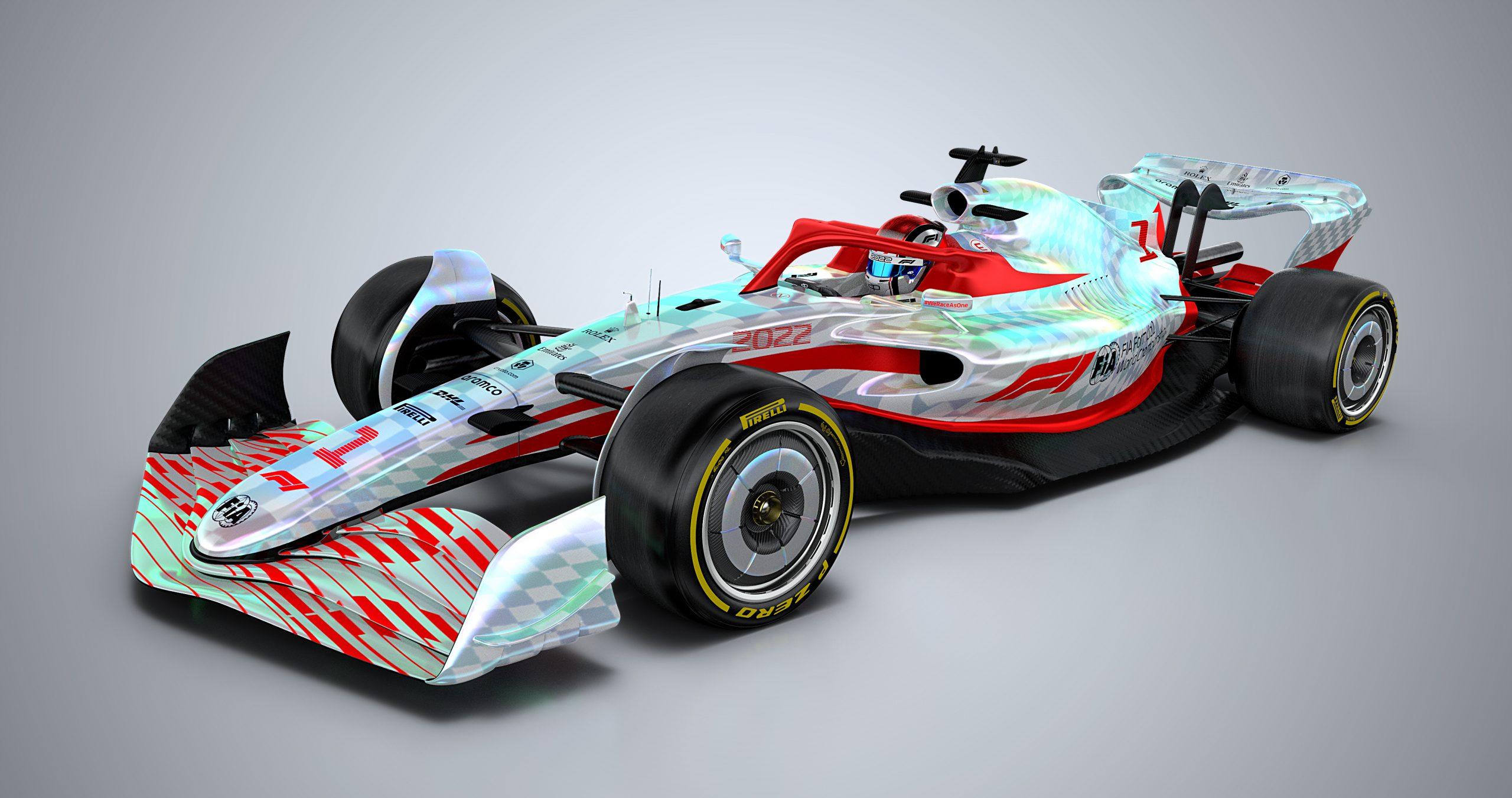 ¿Cuáles son las principales diferencias y cómo funciona el auto 2022 de Fórmula 1?