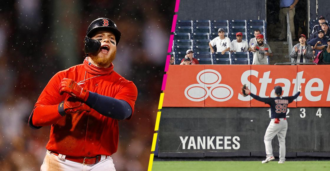 Fan de Yankees es baneado de por vida de estadios de MLB por incidente con Alex Verdugo