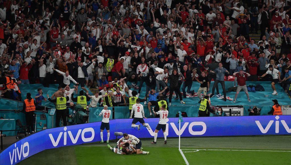 UEFA impone millonaria multa a la Federación Inglesa por el mal comportamiento de sus aficionados en la Eurocopa