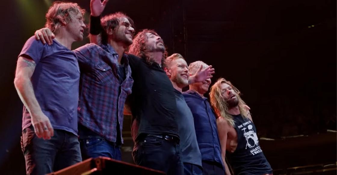 ¡Checa el emotivo mini documental de Foo Fighters sobre su regreso a los escenarios!
