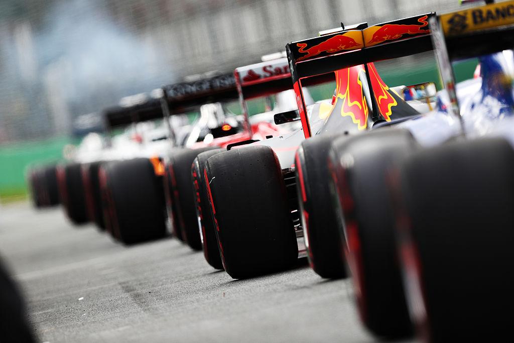 Automóviles de la Fórmula 1