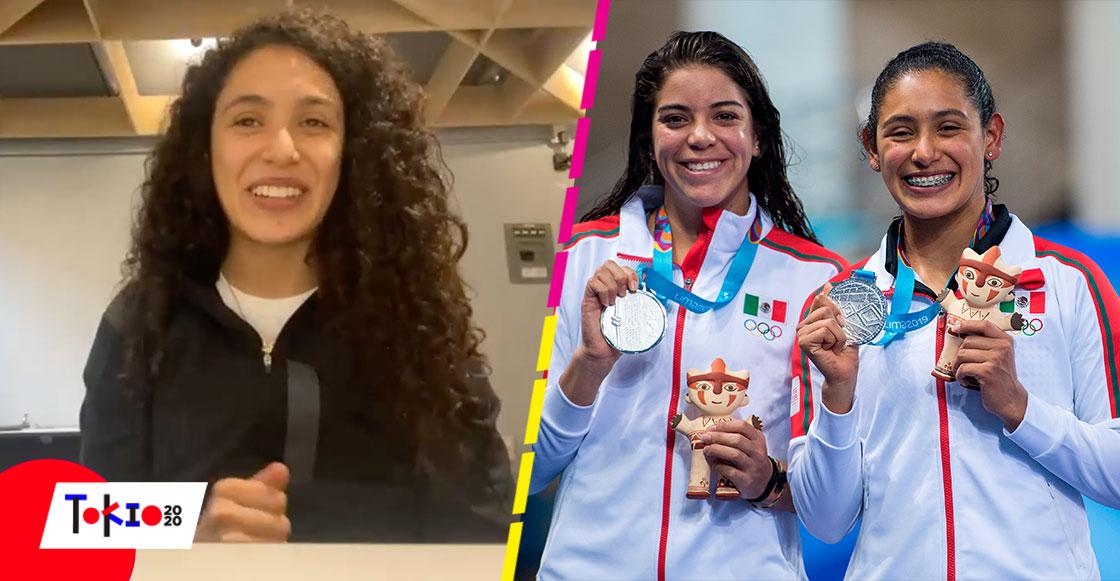 Gaby Agúndez, la clavadista que dejó su casa a los 10 años en busca del sueño olímpico