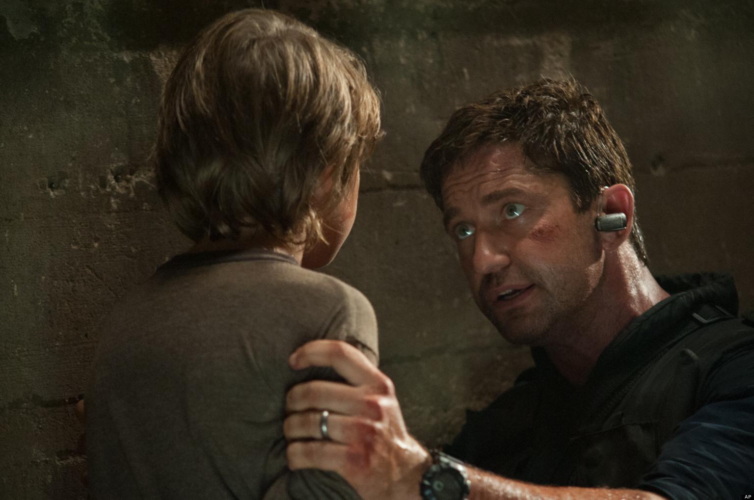 Uno más: Gerard Butler demanda a los productores de 'Olympus Has Fallen'