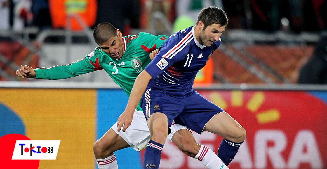 Tokio 2020: ¿Cuál fue la primera vez que Gignac enfrentó a México en un partido oficial?
