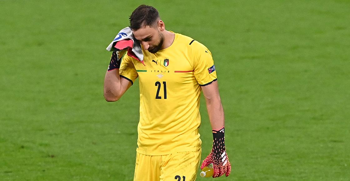¿En qué ayudan los nuevos guantes de portero que usa Gianluigi Donnarumma en la Eurocopa?