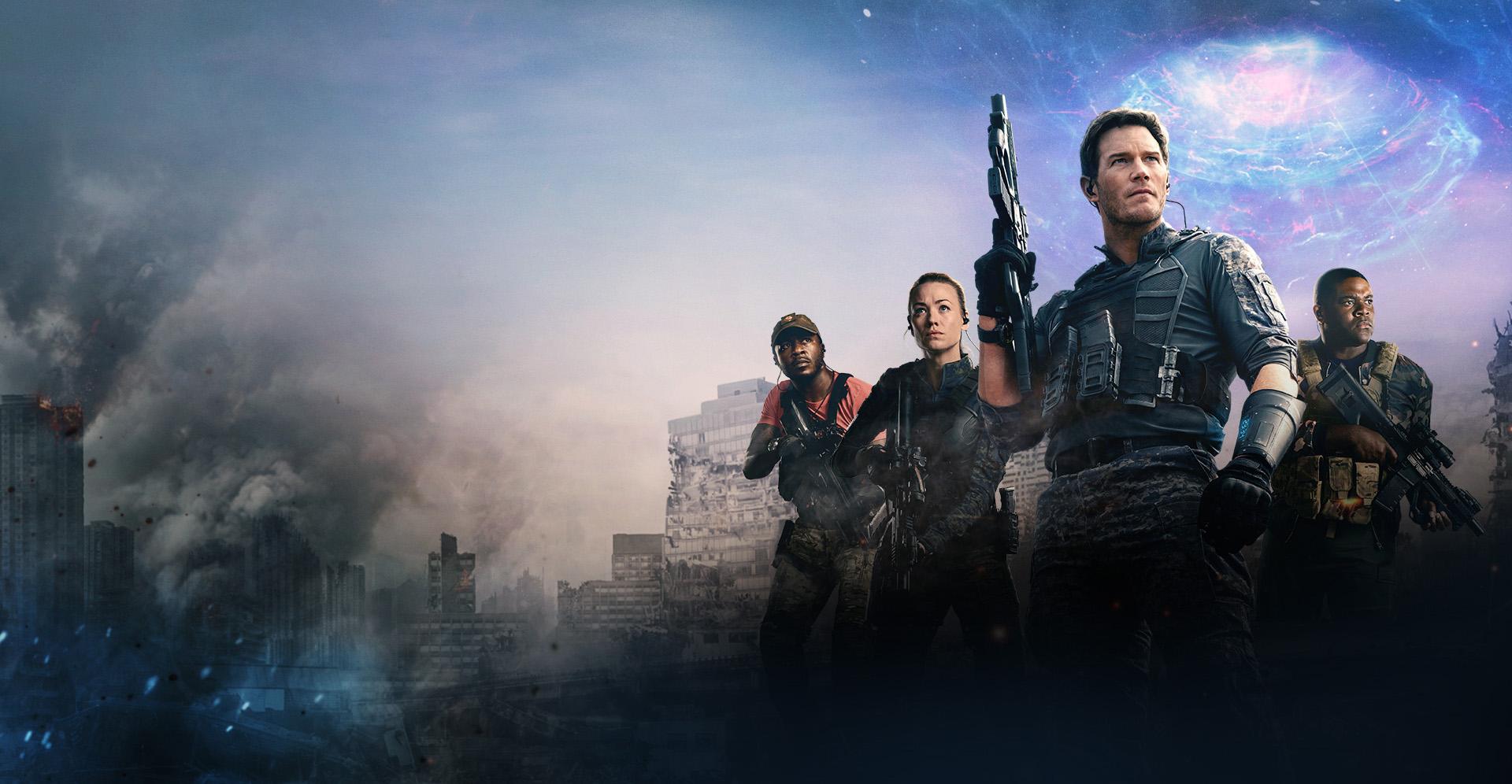 ¿Por qué 'La guerra del mañana' es la película 'perfecta' de ciencia ficción?