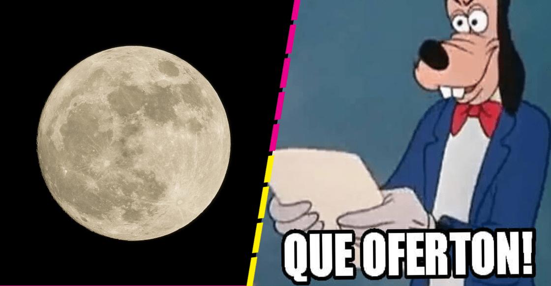 Y en la nota idiota del día: Hombre compra terreno en la Luna y descubre que lo estafaron
