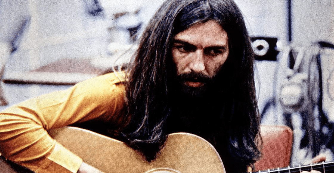 "¡Escucha una genial versión inédita de ""Isn't It A Pity"" de George Harrison!"