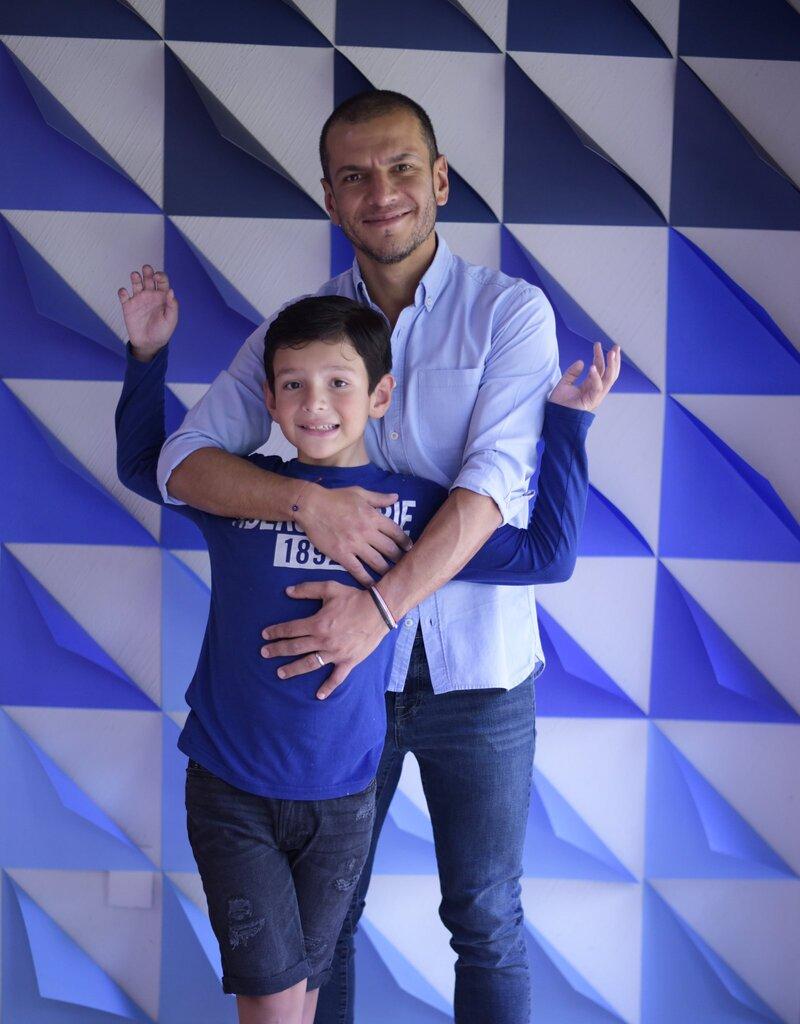 Jaime Lozano, el DT que concientiza sobre el autismo a través del futbol