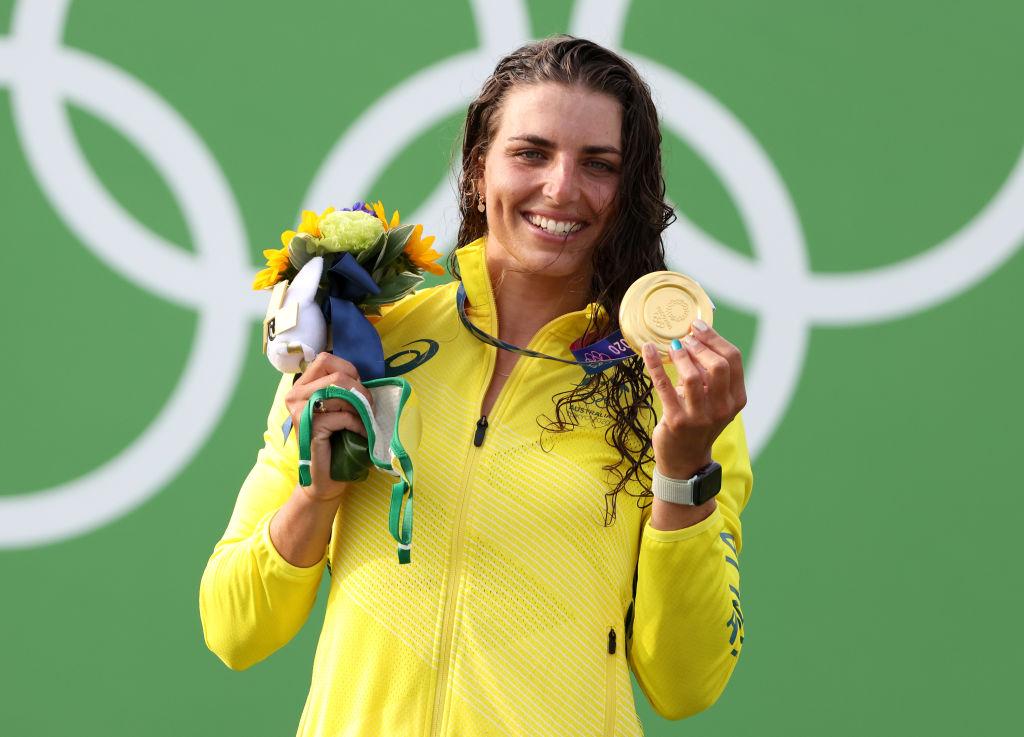 Jessica Fox, la piragüista que ganó 2 medallas en Tokio 2020 tras arreglar su kayak con un condón