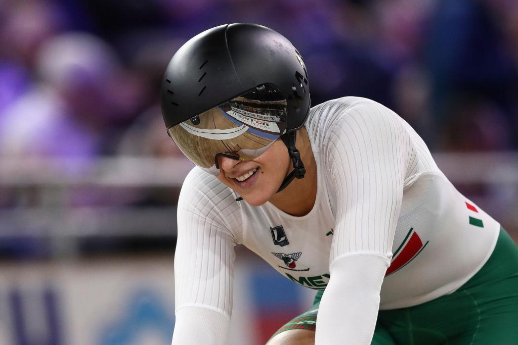 Jessica Salazar, ciclismo