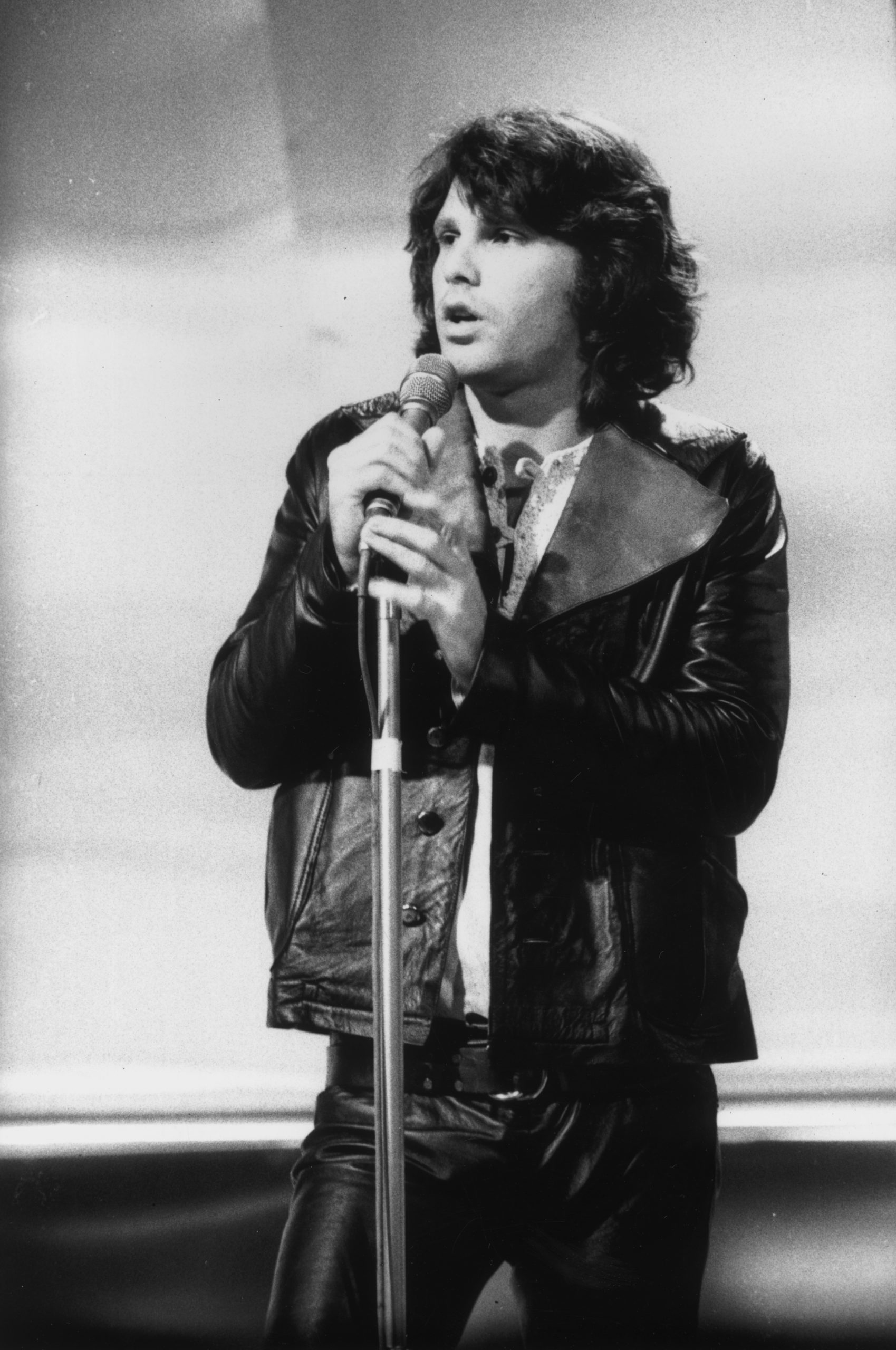 They're already working on a documentary about Jim Morrison