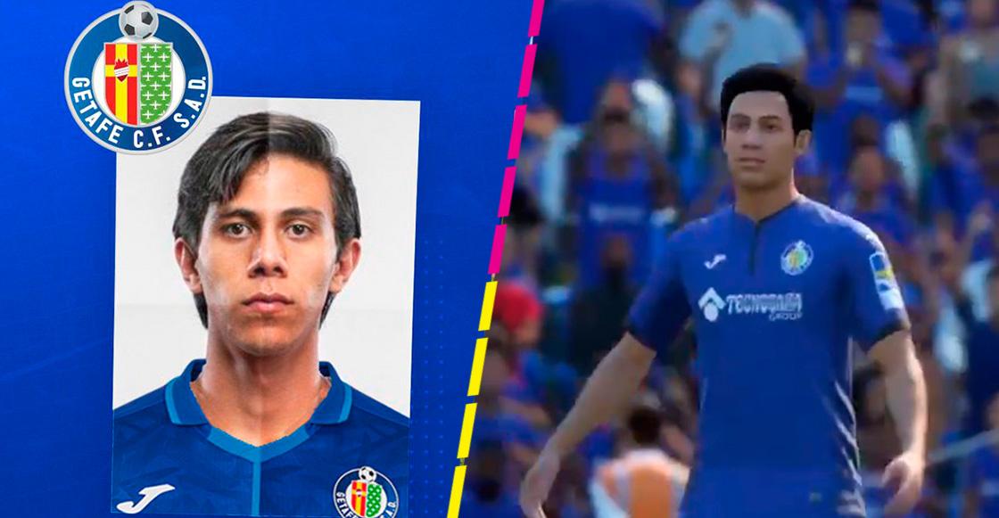 JJ Macías es nuevo jugador del Getafe