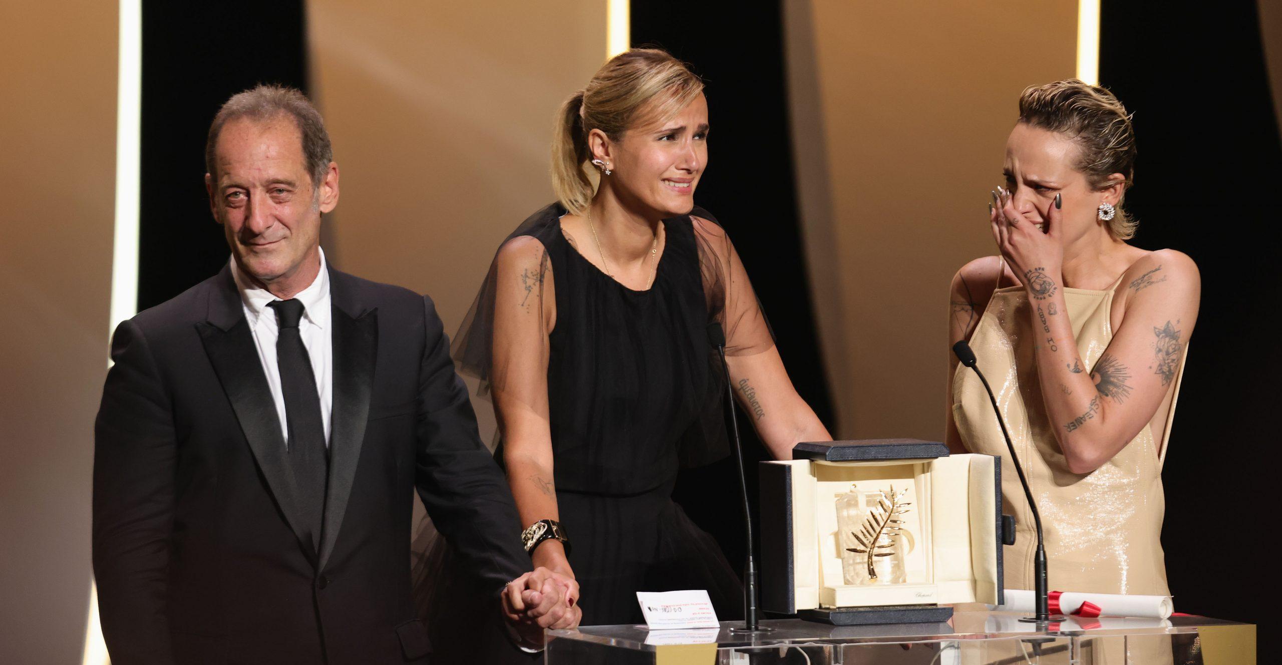 'Titane': Julia Ducournau, la segunda mujer en llevarse la Palma de Oro en Cannes
