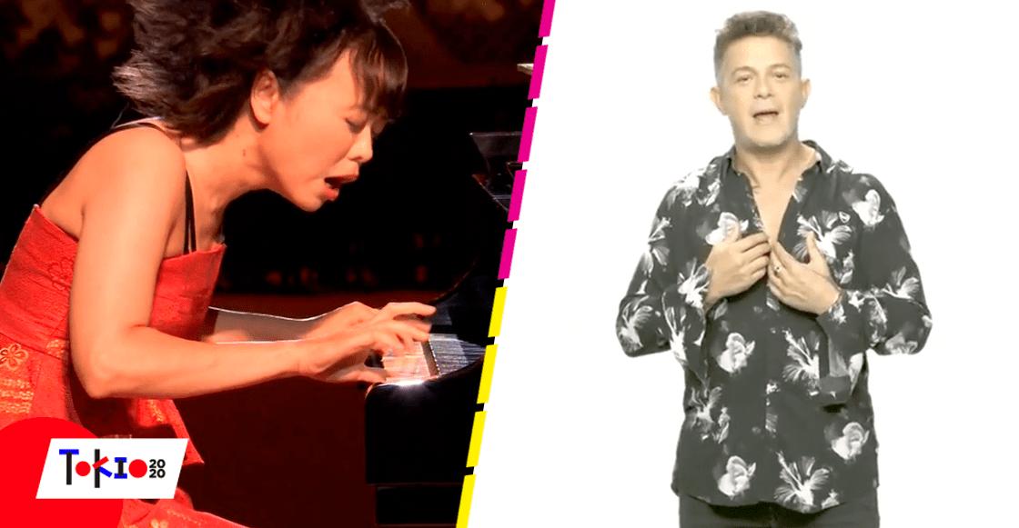 Videojuegos y artistas conocidos: La música no faltó en la ceremonia de inauguración de Tokio 2020