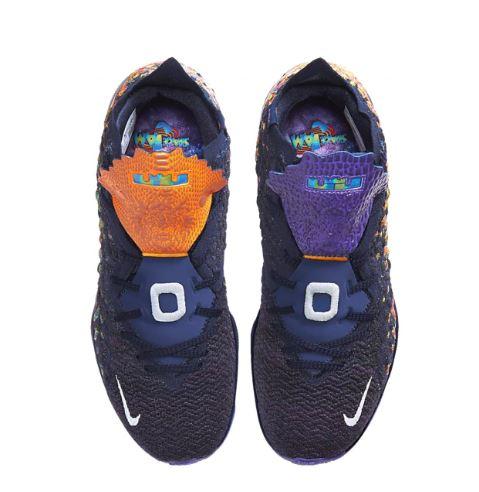 Sneakers LeBron James 17 Monstars de Space Jam: A New Legacy