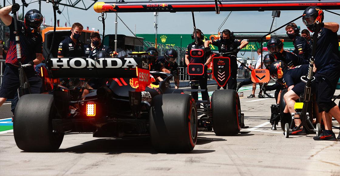 La controvertida maniobra con la que Hamilton anuló a Checo Pérez en la calificación del Gran Premio de Hungría