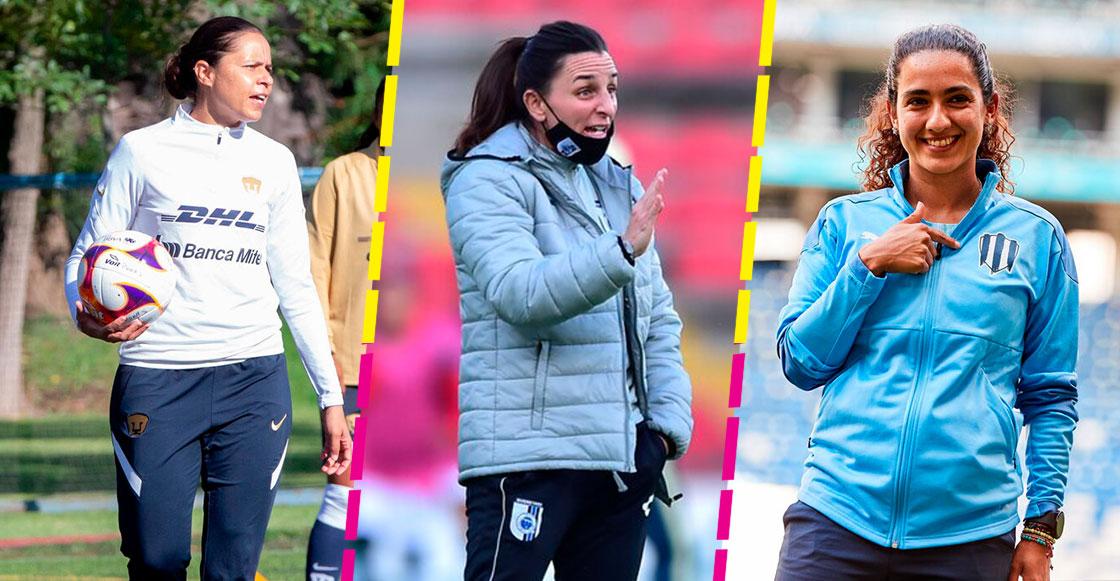 Apertura 2021: El torneo con el mayor número de directoras técnicas en la Liga MX Femenil