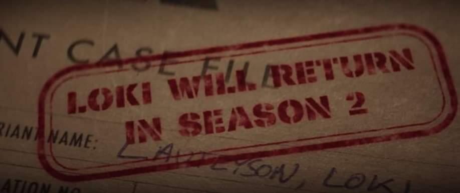 Loki, segunda temporada