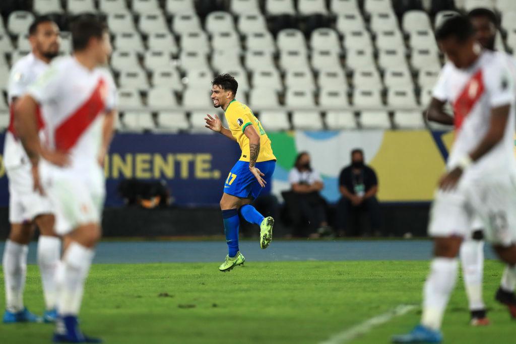 ¡Adiós, Ormeño y Perú! El gol de Lucas Paquetá que llevó a Brasil a la Final de la Copa América