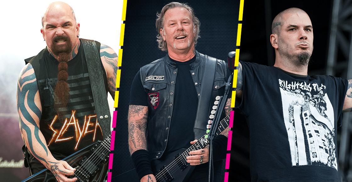 Increíble, pero cierto: Madre metalera le pone Metallica, Slayer y Pantera a sus hijos