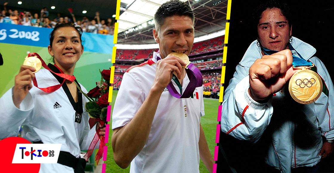 Todos los medallistas mexicanos en la historia de los Juegos Olímpicos