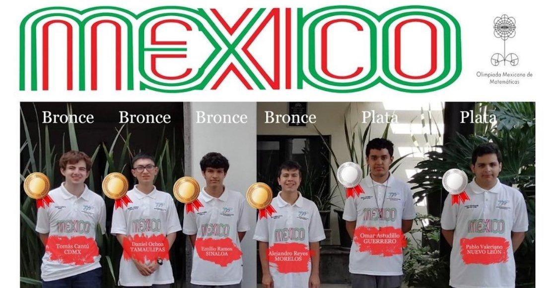 mexico-gana-seis-medallas-olimpiada-internacional-matematicas