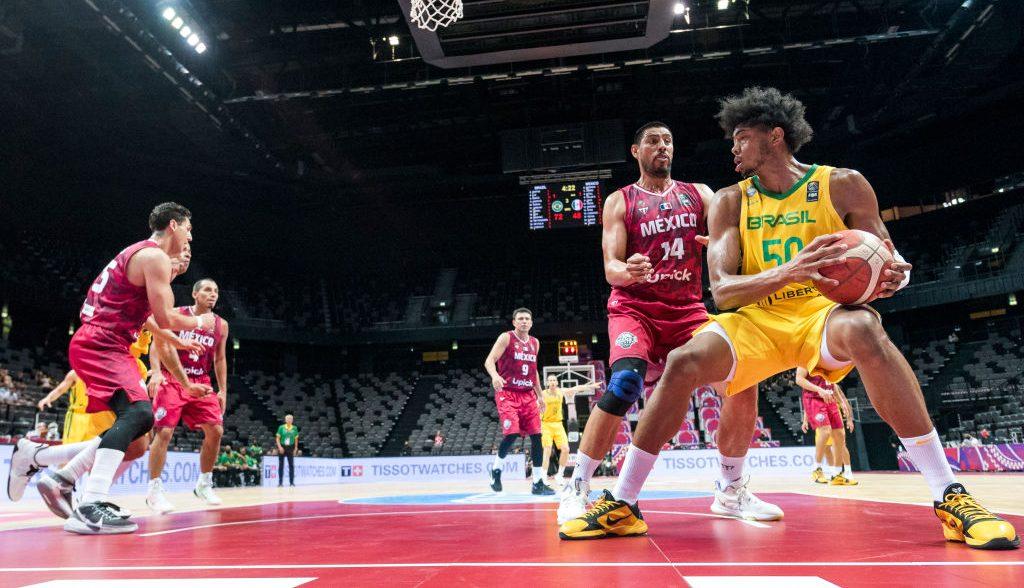 México se quedó sin basquetbol en Juegos Olímpicos con dolorosa derrota ante Brasil