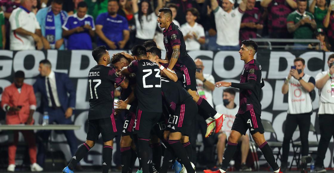 ¡Despertó el Gigante! Pásale a ver la goleada de México sobre Honduras en la Copa Oro